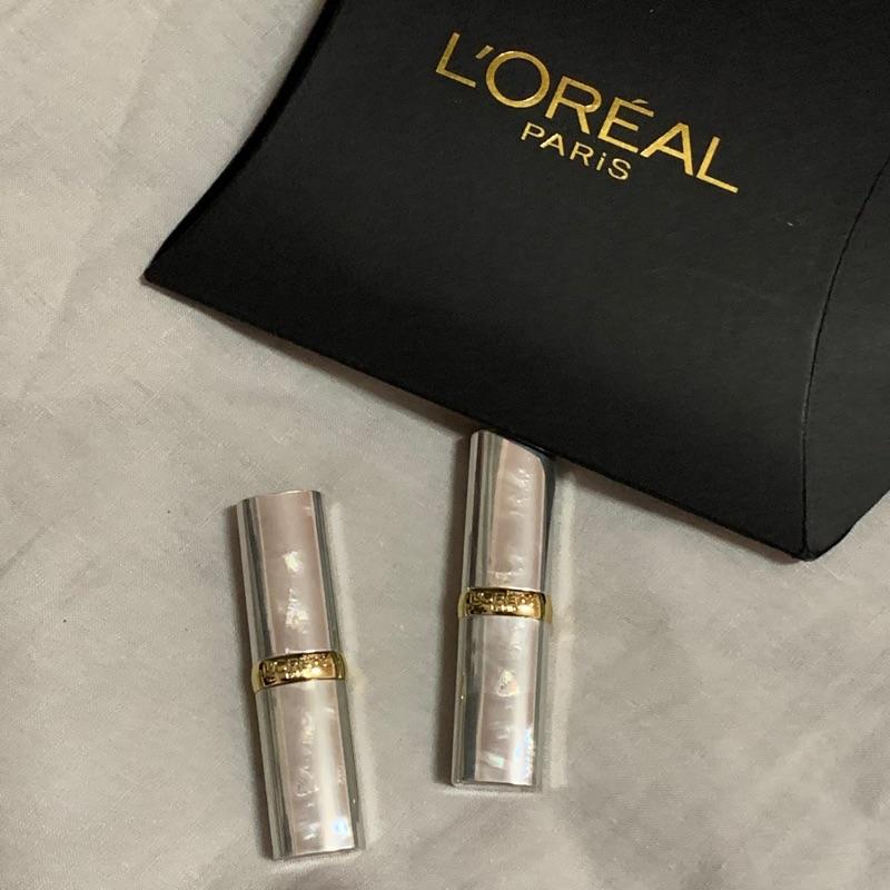 L'Oréal Paris 珍珠光稜奢華唇彩