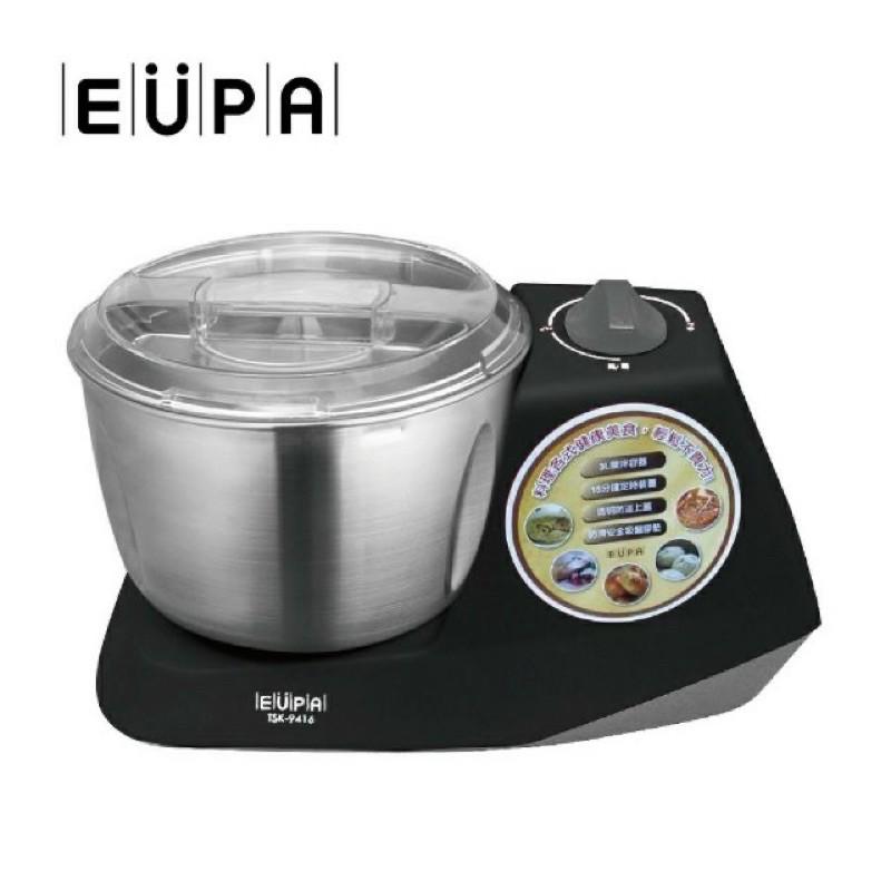 小黑 攪拌機 EUPA優柏 小紅 第二代 含盒 麵包 烘培 甜點 麵包 丙級