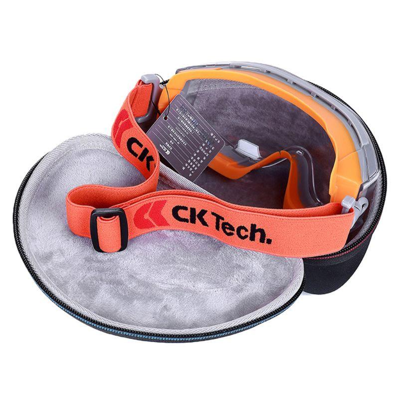 用於DEWALT DPG82-11 / DPG82-21的CRE硬EVA儲物旅行箱遮瑕膏安全護目鏡配件