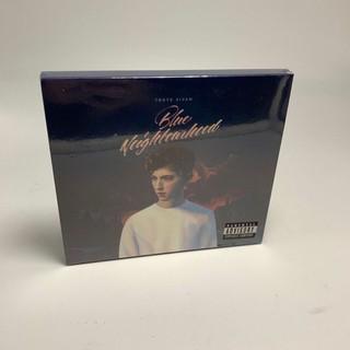【尊享】戳爺 特洛耶希文Troye Sivan Blue Neighbourhood專輯可車載CD