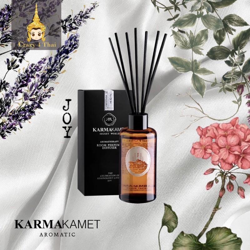 泰國 KARMAKAMET 擴香瓶 複方香調 Original Room Perfume Diffuser 室內香氛