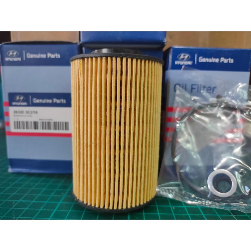 [油虎] KIA 起亞 原廠 CARENS SOUL 1.6/1.7 CRDi 柴油版 機油濾芯 機油芯