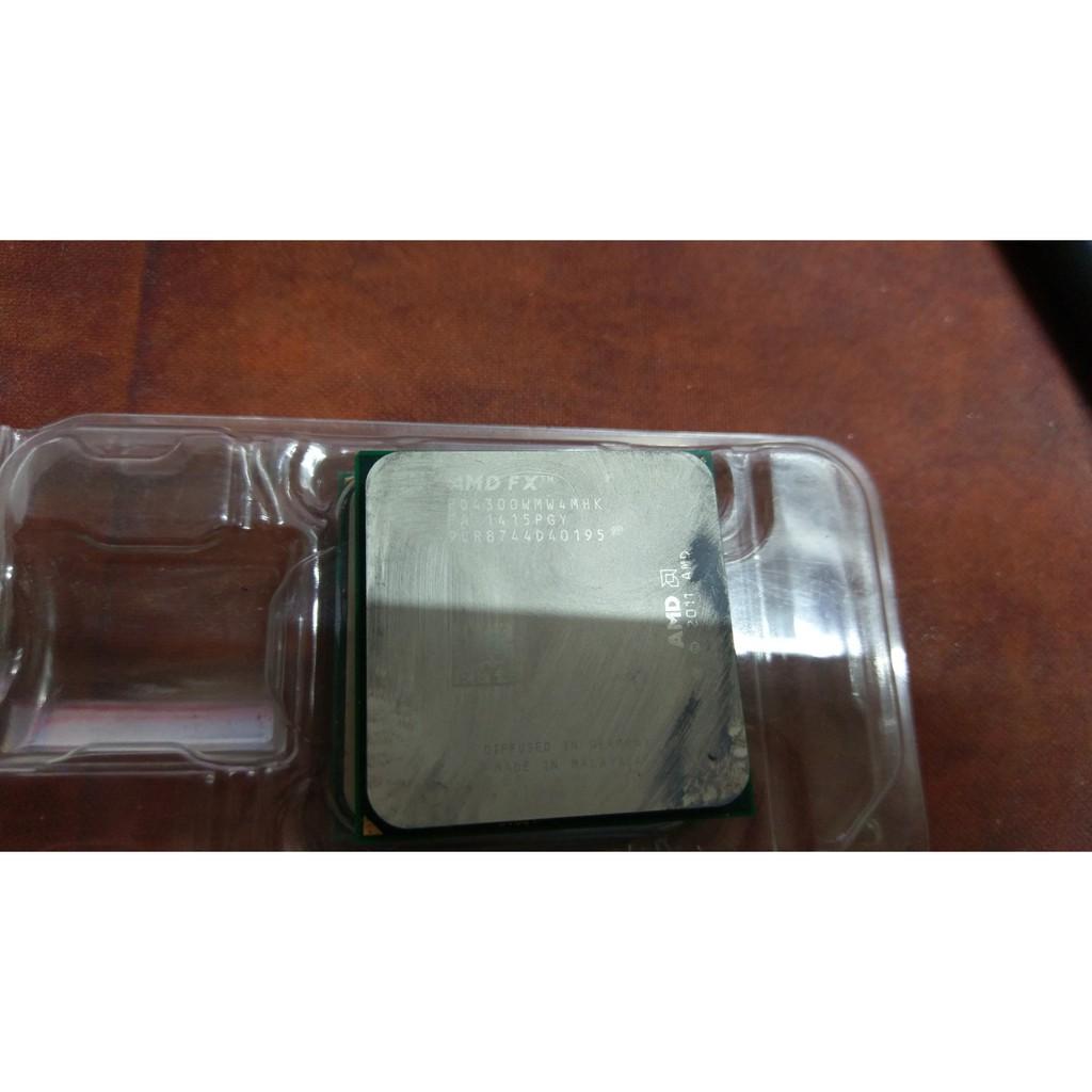 二手良品 堆土機  AMD FX-4100  FX-4300 AMD athlon ii x2 255 CPU 風扇