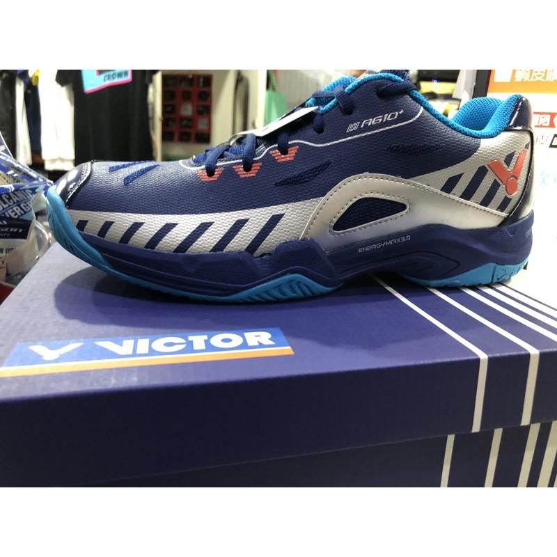 (羽球世家) VICTOR 羽球鞋 勝利羽球鞋 A610 PLUS  A610 勝利 全面羽球鞋