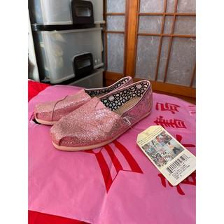 「 全新 」 TOMS 女版休閒鞋 W5(粉色)54 高雄市