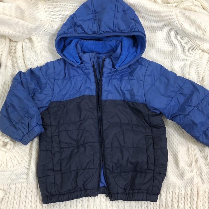 uniqlo男童羽絨外套 兒童外套 男童冬天外套 9成新