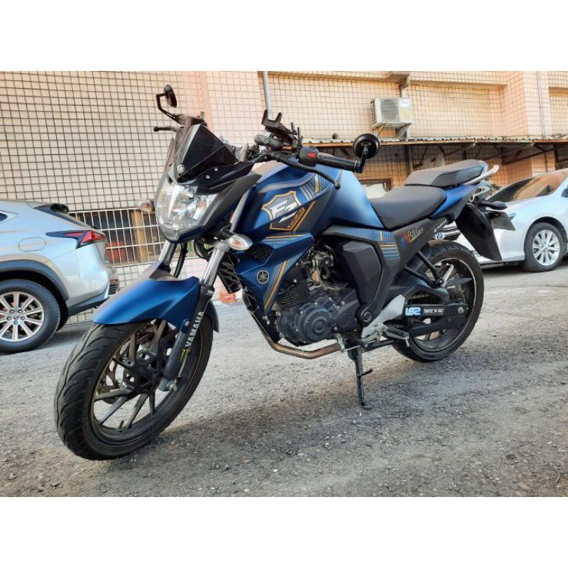Yamaha Fzs 150 V2 二手輕檔車 自售