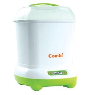 Combi微電腦高效烘乾消毒鍋+奶瓶保管箱