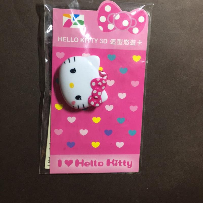 Hello Kitty 3D造型卡-愛戀悠遊卡