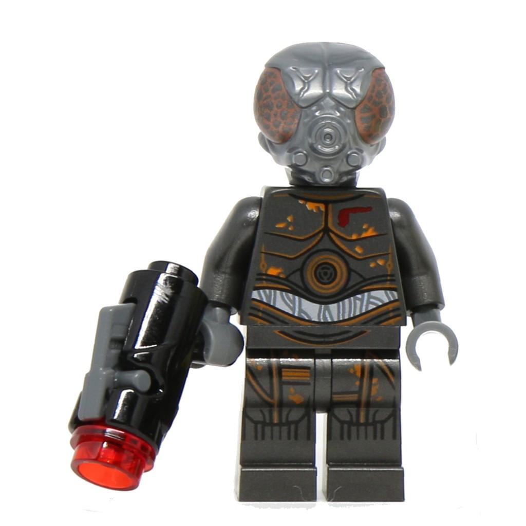 #玩樂高 LEGO 星際大戰 賞金獵人 75167 75243 4-LOM 附武器