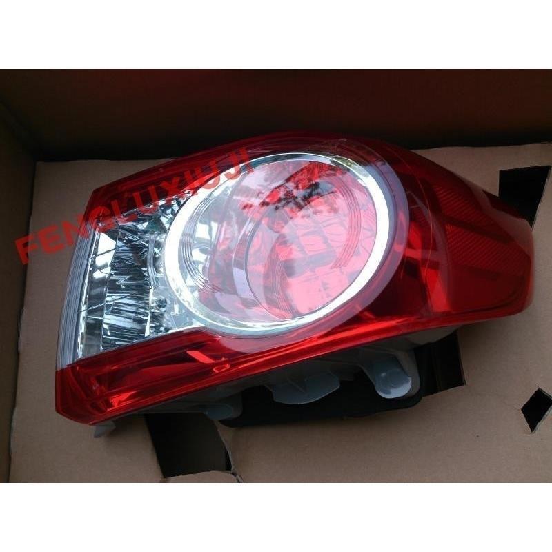 【現貨免運】 汽車燈適用於豐田10 11 12 13款卡羅拉後尾燈後大燈後剎車燈後燈殼 原廠
