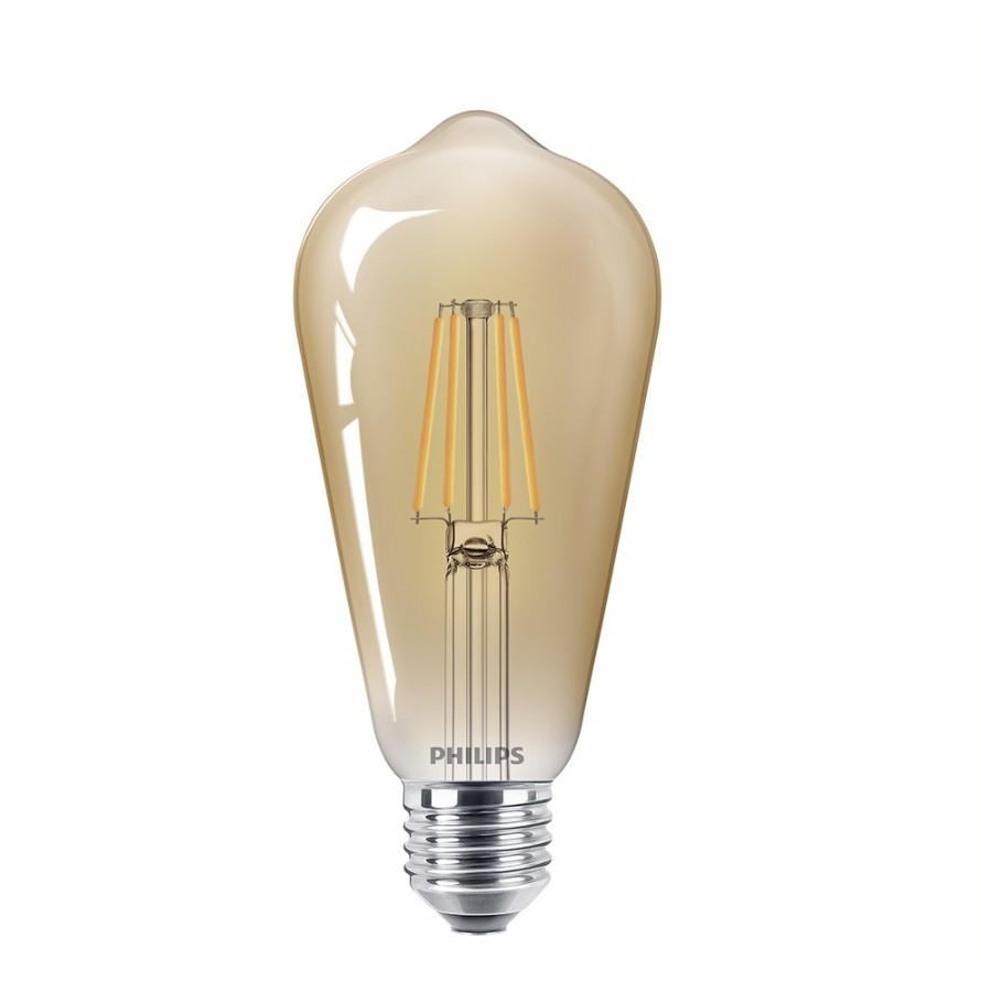 『燈后』含稅 PHILIPS 飛利浦 經典燈絲 5.5W LED 愛迪生 ST64 仿鎢絲 燈泡 工業風燈泡 (單入)