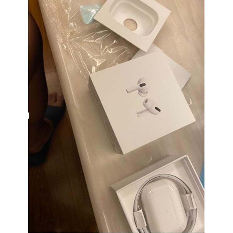 福利品 現貨 Apple AirPods Pro 3代 蘋果 搭配有線/無線充電盒 MWP22TA/A 拆封外封膜