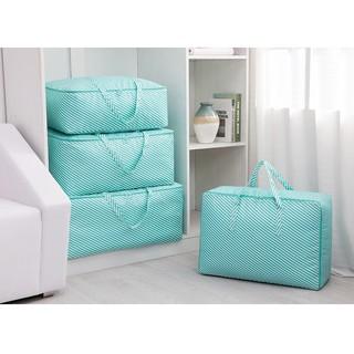 【E04】收納達人 新品升級上  棉被 衣物 方型 收納袋 行李袋 整理袋 換季收納  搬家 打包袋 AAS 台中市