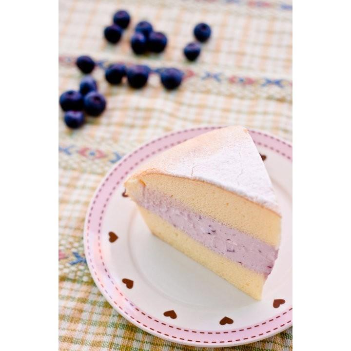 【五月可朵烘培坊】香草藍莓波士頓派