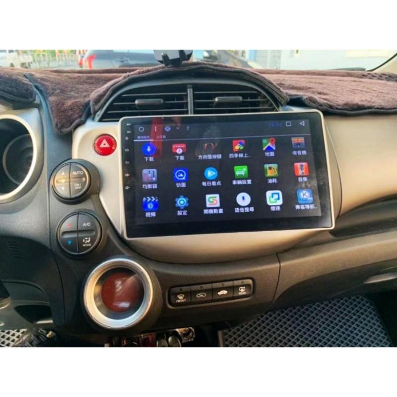 最新2020車用安卓機10.2吋(FIT含框套組一台)