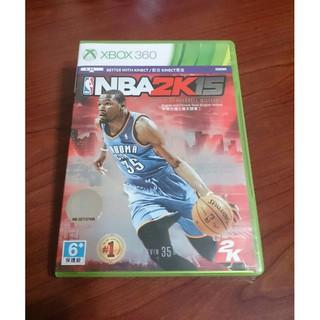 2件免運 中文版 XBOX360 NBA 2K15 美國職籃大賽 高雄市