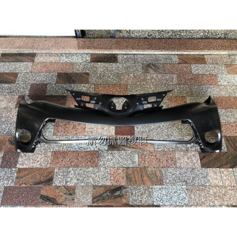 TOYOTA RAV4 2013 13 14 15 全新 原廠型 前保桿 上段