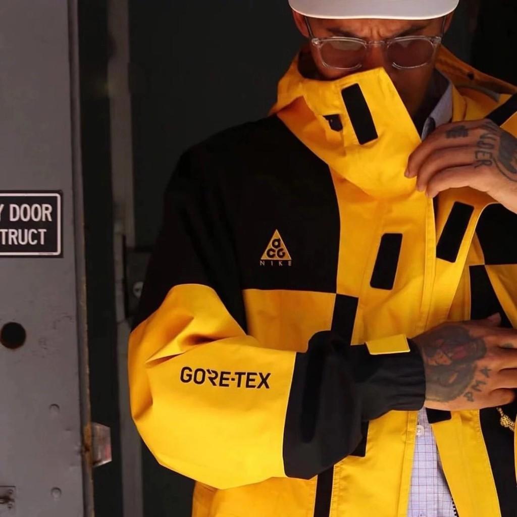 [SUNHOUSE] NIKE ACG 衝鋒外套 連帽外套 防風 機能款 gore-Tex 登山 outdoor 禮物