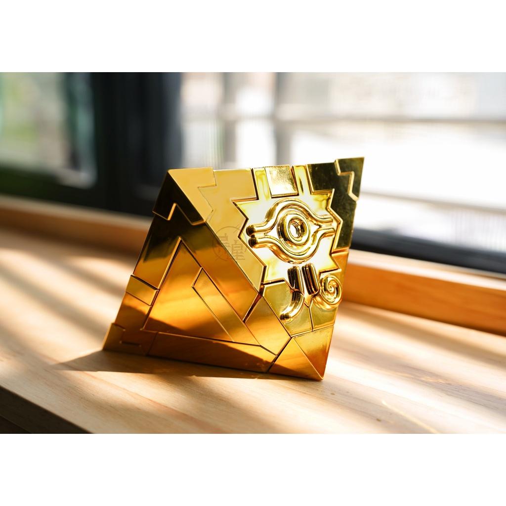 現貨 遊戲王 千年積木 異星電鍍 萬代 遊戲王千年積木千年錐 千年積木電鍍版 電鍍模型 TDLW