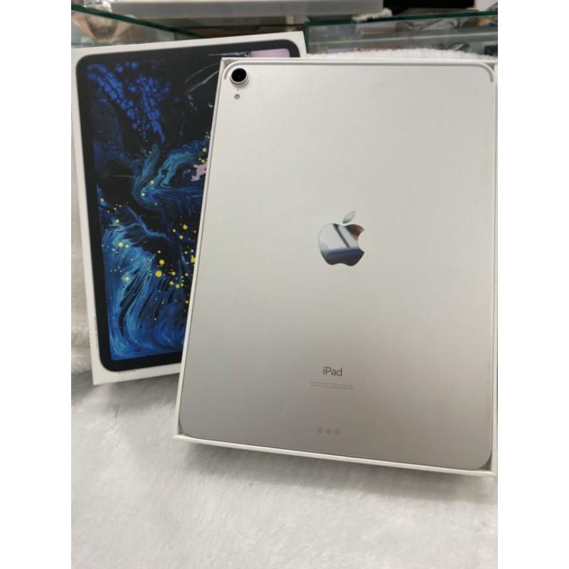 apple iPad pro銀色 (11英吋)wifi 3E149TA/A二手平版歡迎基隆自取
