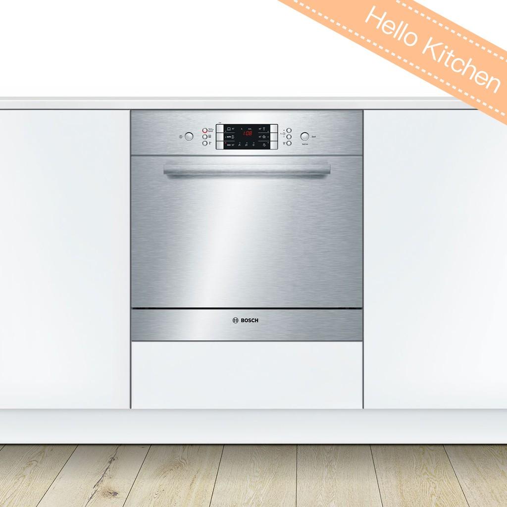 可刷卡贈洗劑【BOSCH】60公分組合嵌櫃式洗碗機SCE52M75EU