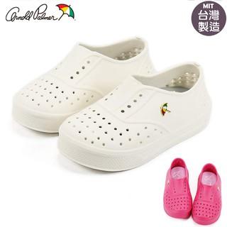 現貨/ 親子款/ ARNOLD PALMER雨傘牌兒童輕量透氣洞洞鞋.兩用鞋(873701)16-21號-36-40號 桃園市