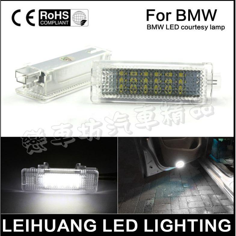 BMW E86 F25 F26 F15 F16 F07 F22 F45 E85 LED 照地燈 門檻燈 迎賓燈直上免修改