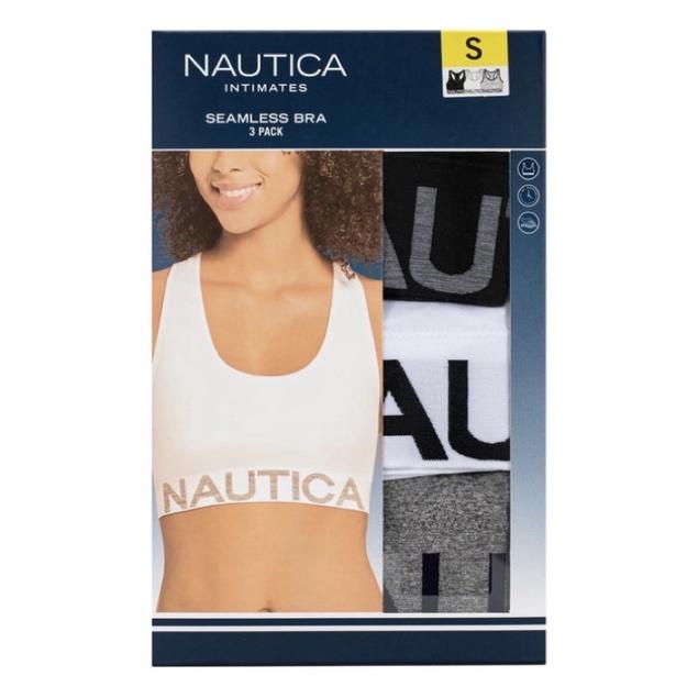 🎊貝斯特美式🎊 Nautica 女舒適無鋼圈內衣