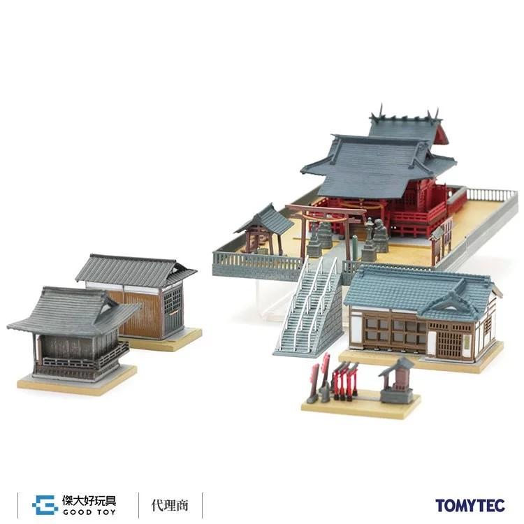 TOMYTEC 300847 建物 162 神社