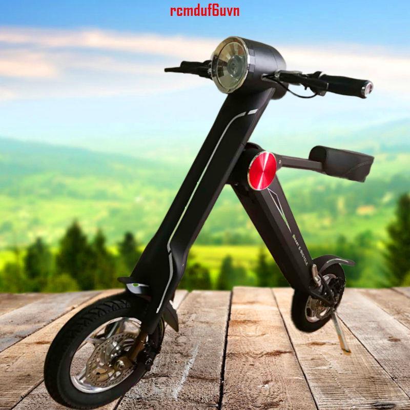 下殺/熱銷 K1-K2折疊電動車-鎂合金折疊電動車-12寸代駕折疊電動車-鋰電池
