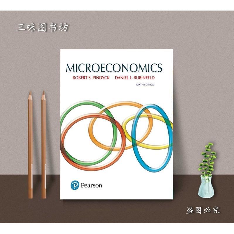 現貨/Microeconomics (Pearson Series in Economics) 9th