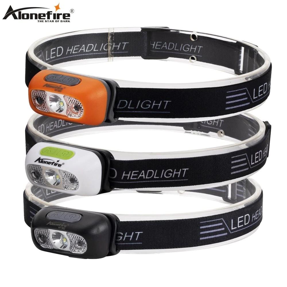 LED強光頭燈充電超亮感應迷你小夜釣礦燈頭戴式鋰電筒戶外疝氣