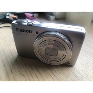 canon s120 power shot 數位相機 wifi 二手 相機 新北市