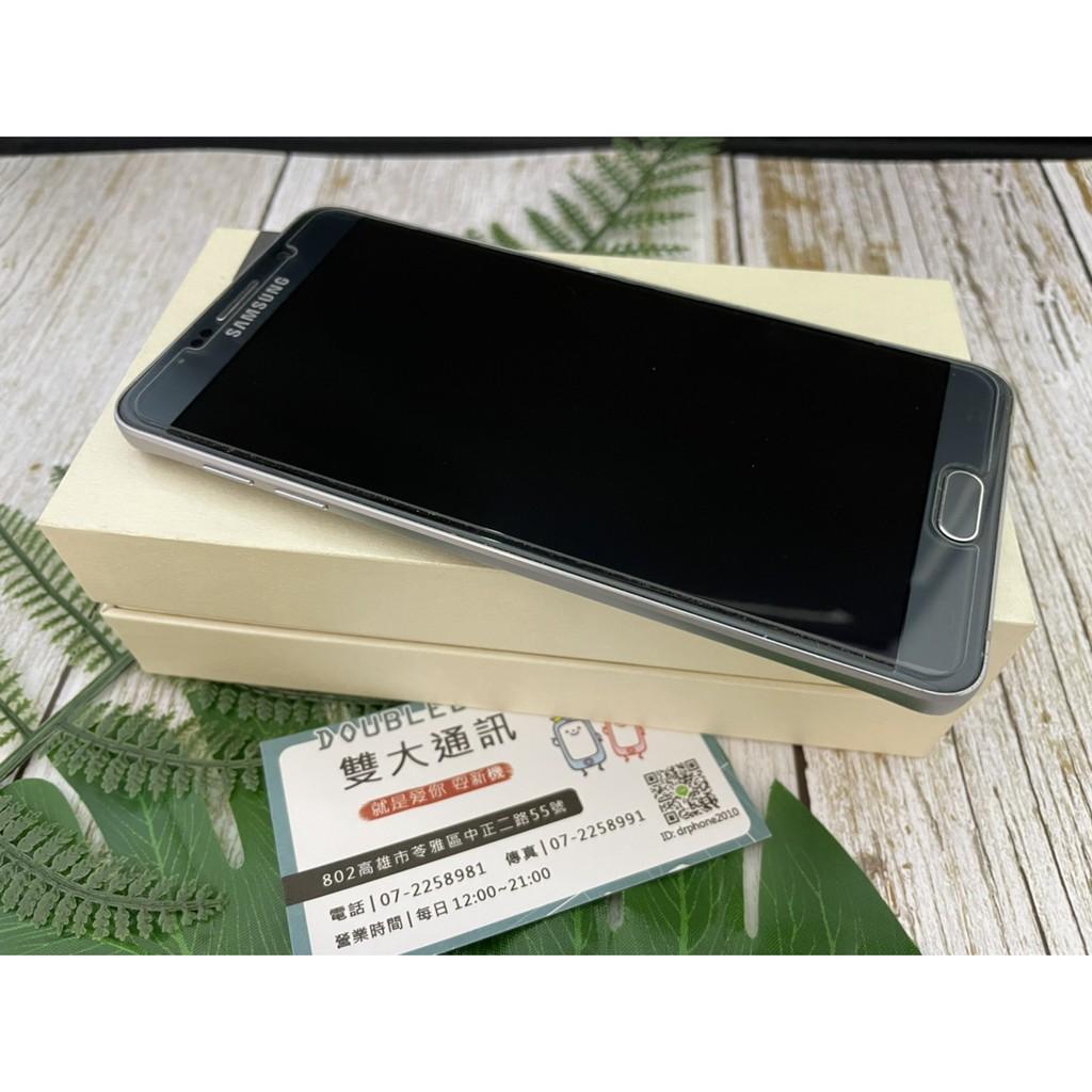 *高雄雙大通訊* SAMSUNG Galaxy Note 5 灰色【二手盒裝9.8成新】(07604)