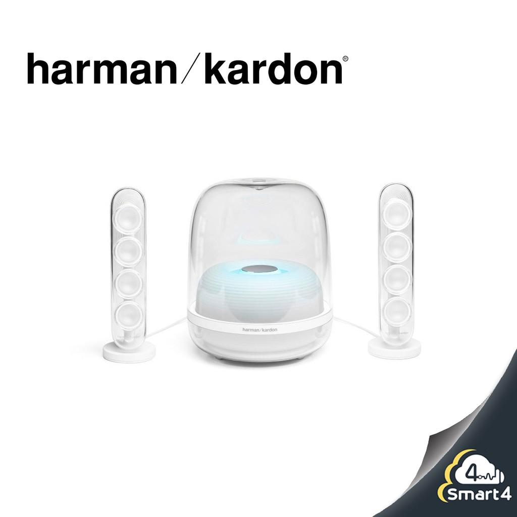 Harman Kardon SoundSticks 4 水母喇叭 LED呼吸燈 重低音