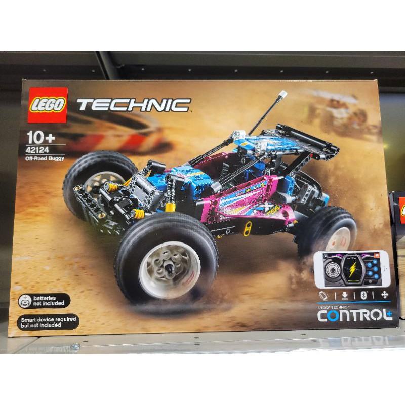 【LEGO 樂高積木】Technic 科技系列 - 越野車42124