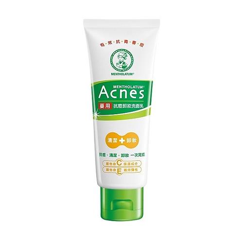 曼秀雷敦 Acnes抗痘卸妝洗面乳(100g)【小三美日】D605379