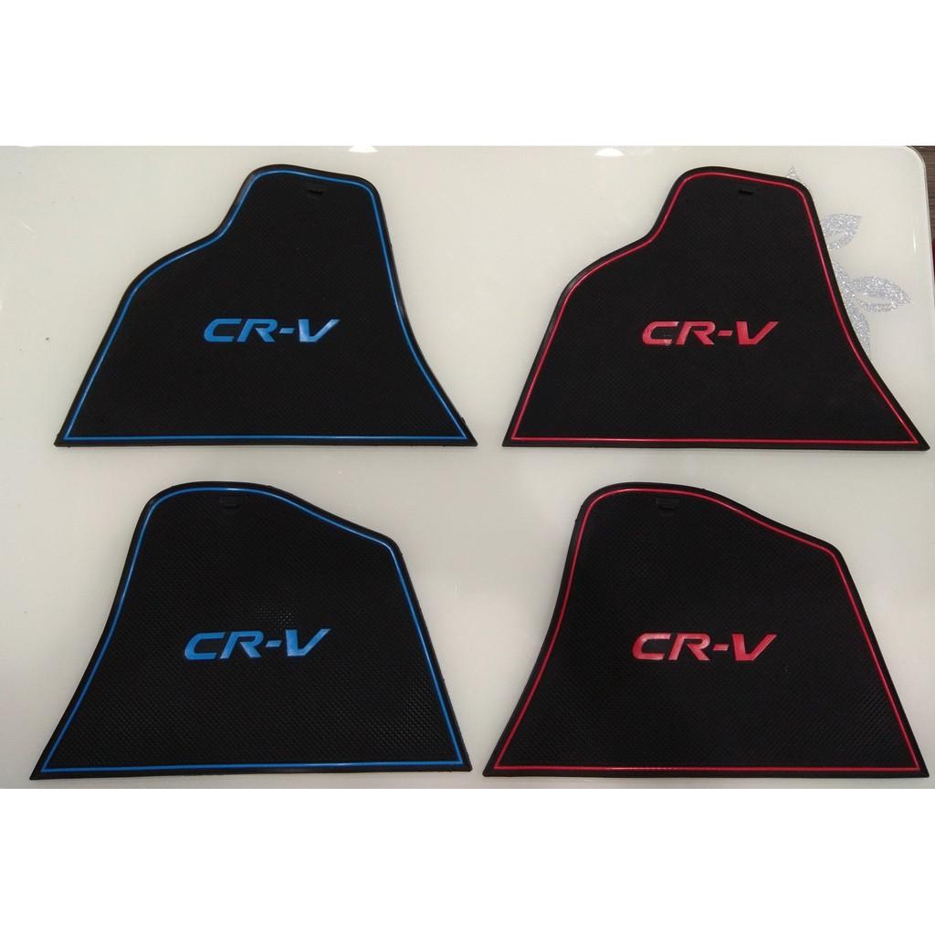 HONDA CRV5 CRV 5代 專用 後車廂 置物墊 門槽墊 收納 減振 本田 改裝 配件
