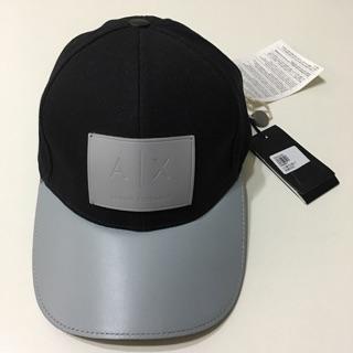 ARMANI EXCHANGE 單色帽子