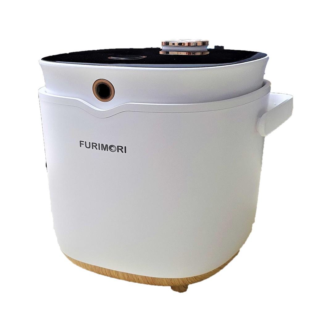 日本富力森 FURIMORI 智能微料理電鍋 FU-EC223