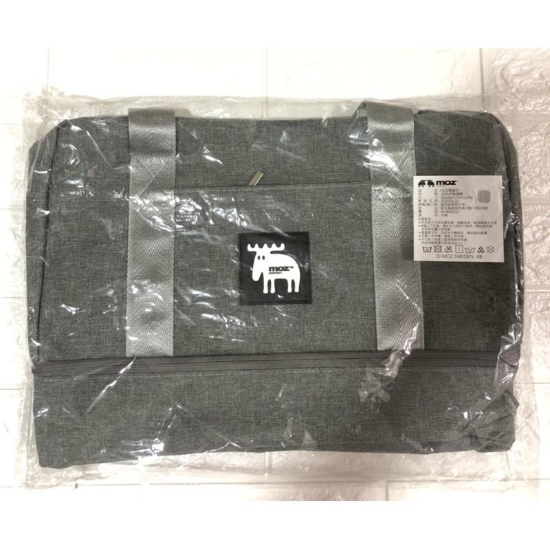 MOZ麋鹿大容量好收納雙層旅行包 旅行袋