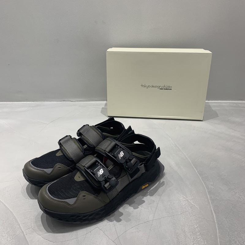 極限量現貨 NEW BALANCE x SNOW PEAK TDS Niobium Concept 2 三方聯名 涼拖鞋