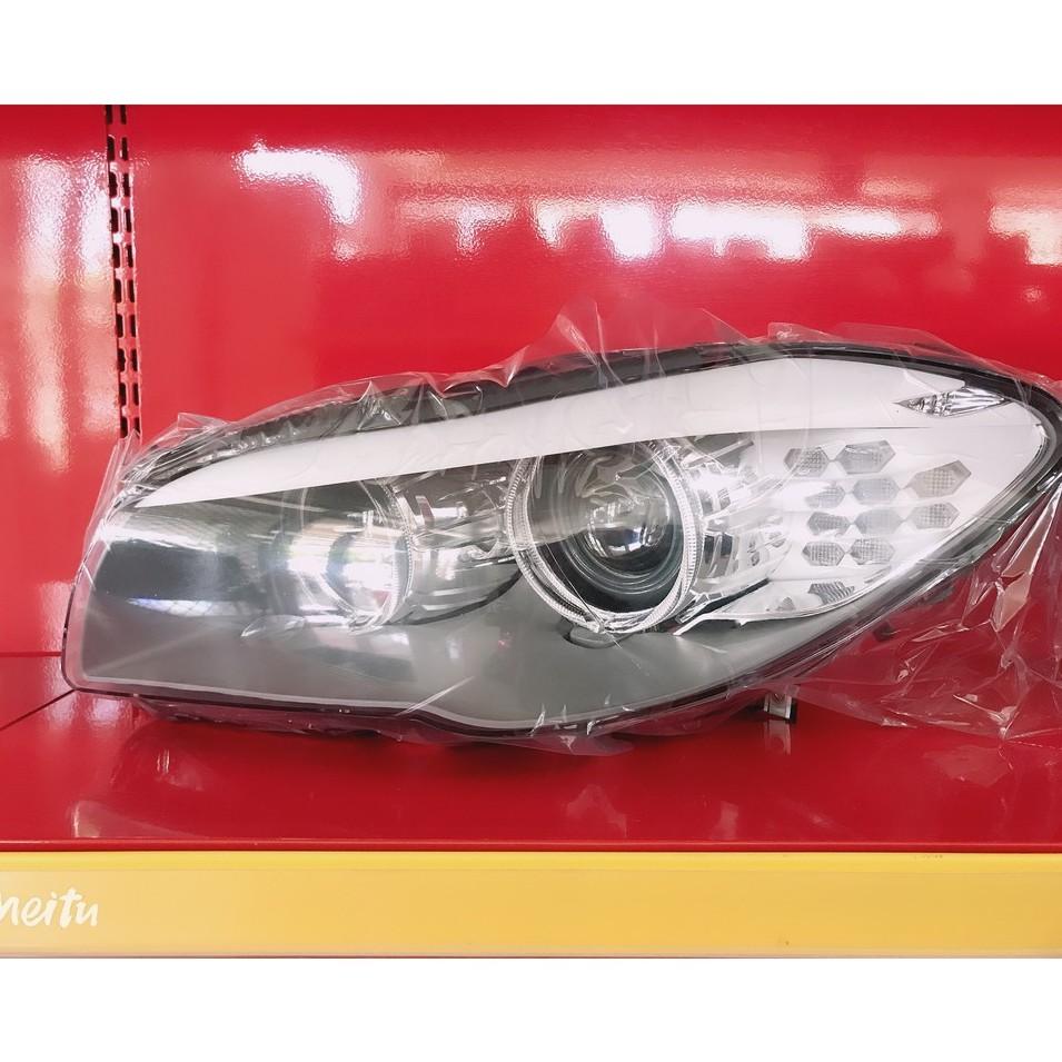全新BMW寶馬F10 F11 09 10 11 12 13年歐規專用原廠型HID光圈魚眼大燈