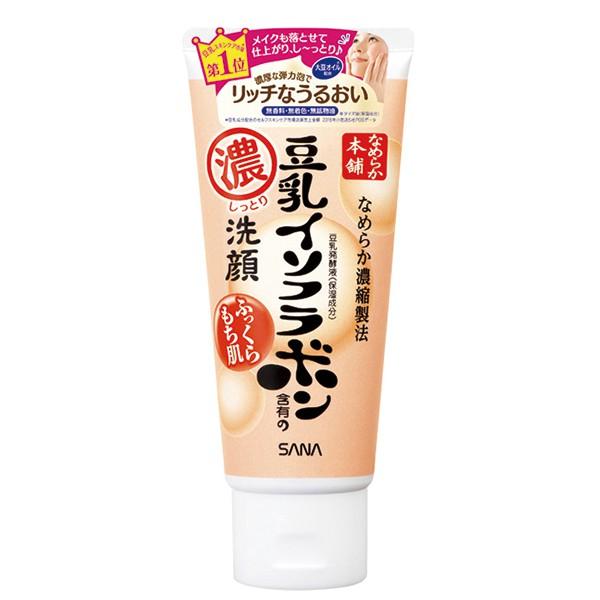 【SANA莎娜】豆乳美肌超保濕洗面乳(150g)