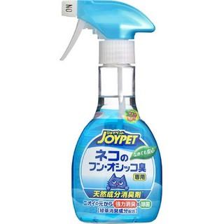 【JPGO】日本製 JOYPET 寵物用 貓砂消臭除菌噴霧 270ml 新北市