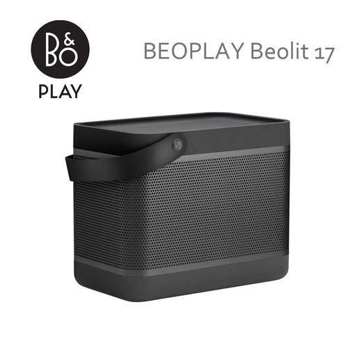 B&O PLAY BEOLIT17 BEO-LIT17 無線藍牙喇叭 遠寬公司貨【福利品】