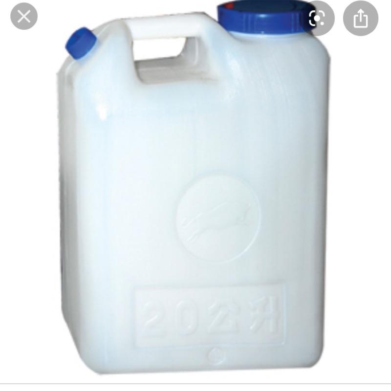 二手儲水桶20L..........