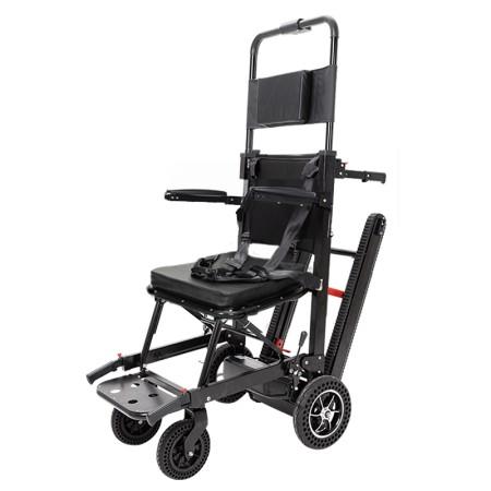 欣奎康電動爬樓輪椅車智能上下樓梯殘疾人老人輕便折疊爬樓機神器