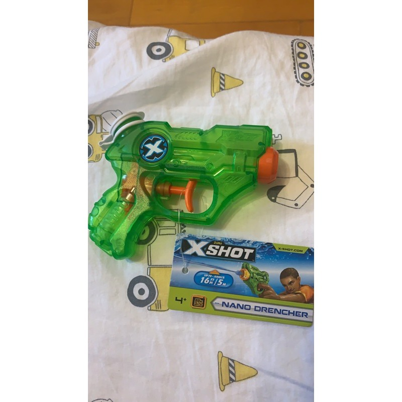 costco 水槍 XSHOT 聖誕節禮物 洗澡玩具